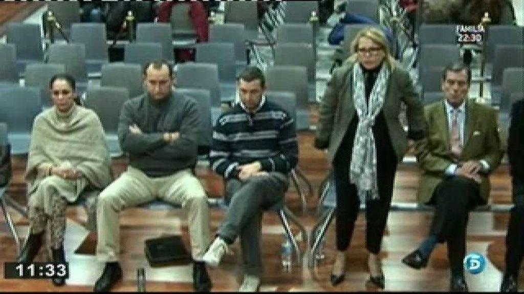 "Mayte Zaldívar: ""Me gustaría declararme inocente"""