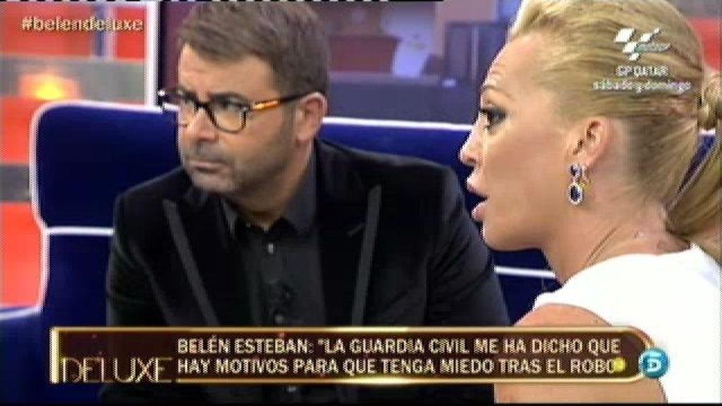 """Belén Esteban: """"Me duele todo lo que dicen sobre el robo mi ropa interior"""""""