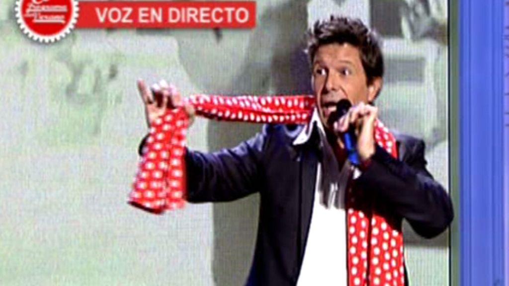 Antonio Sánchez Casado, 'Vete'
