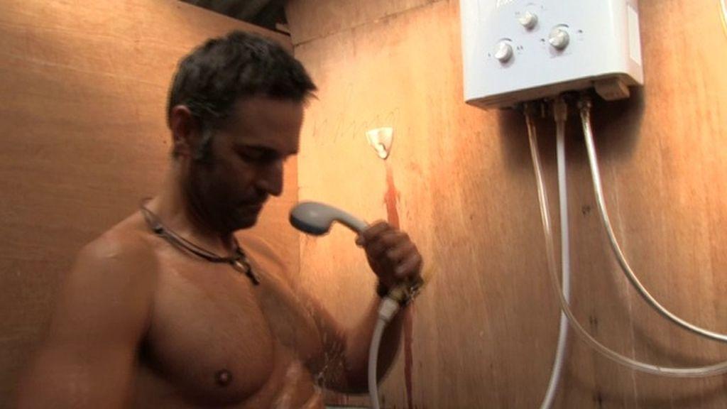 La ducha de Lomana (versión extendida)