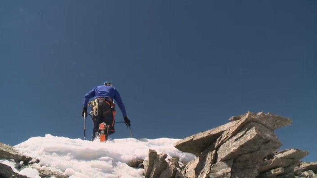 El sueño de cualquier alpinista