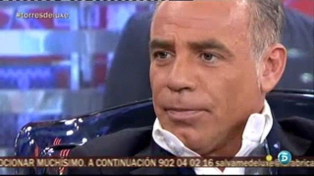 """Joaquín Torres: """"Me convertí en la propiedad de Luis García Cereceda"""""""