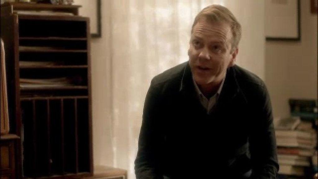 Arthur le pide a Martin que confíe en su hijo