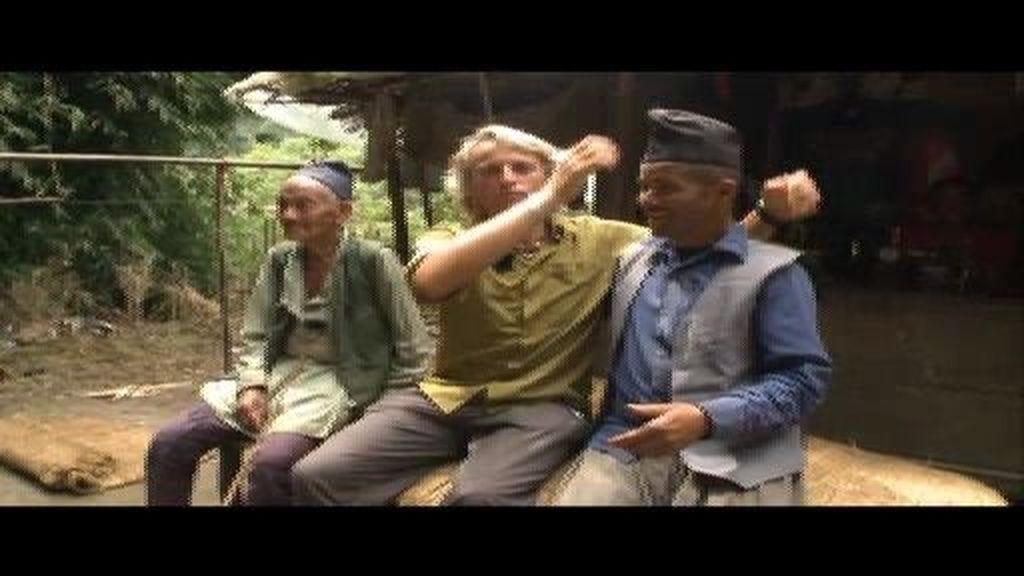 Cómo saludar en Nepal