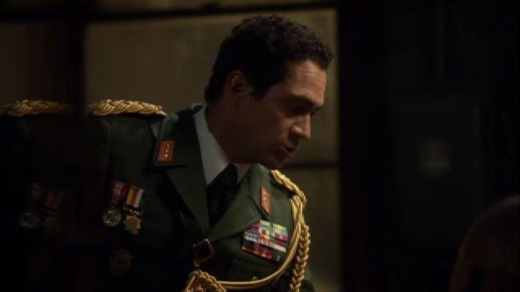 Olivia ayuda a un dictador a localizar a su mujer e hijos