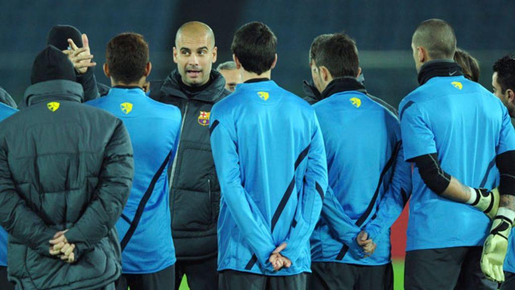 El Barcelona debuta en el Mundialito