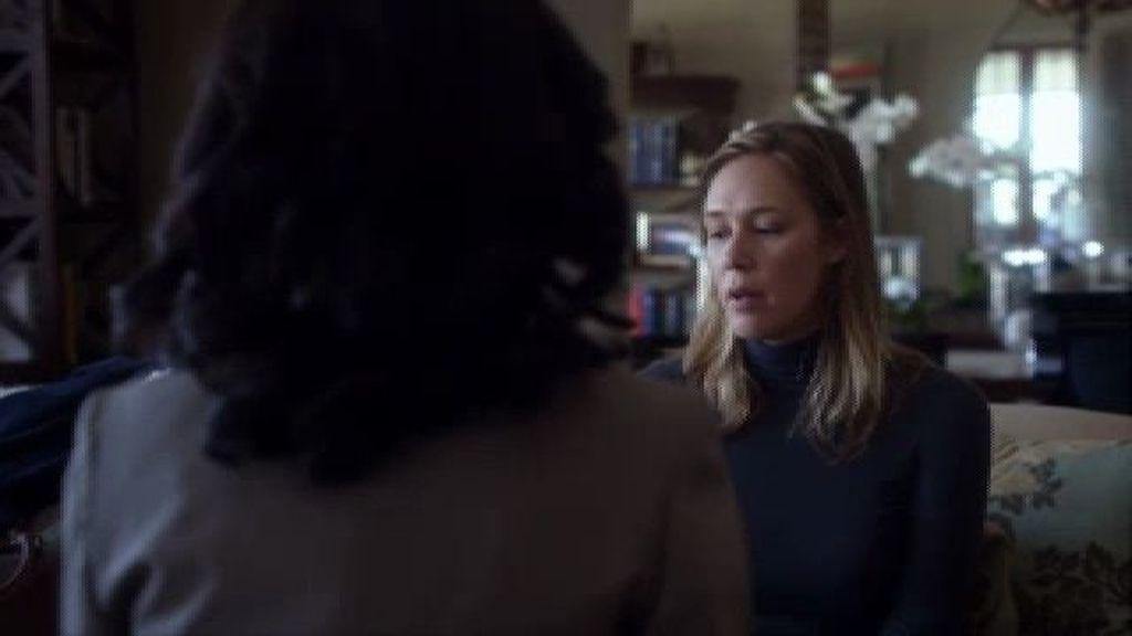 Olivia le pide pruebas a la supuesta amante del Presidente