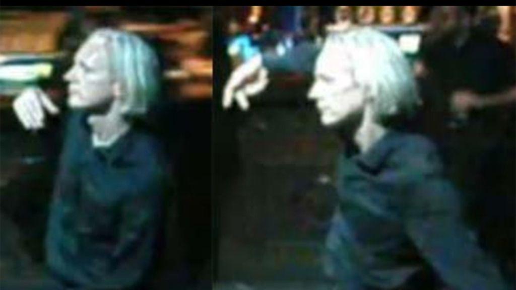 Assange, el rey de la pista
