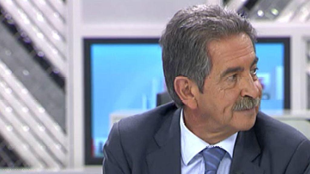 Miguel Ángel Revilla niega ser populista