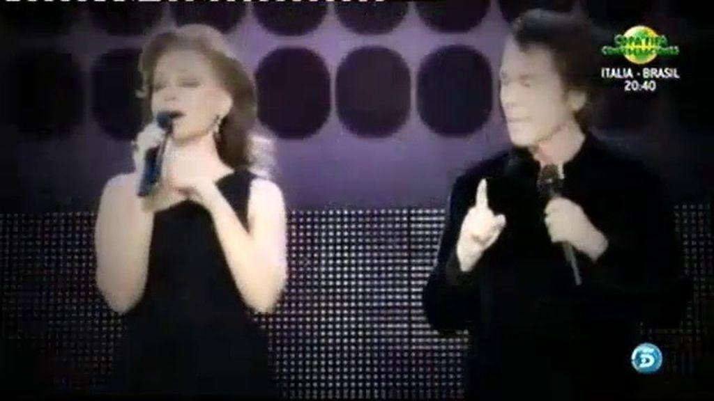 Los duetos de lujo de Paloma San Basilio