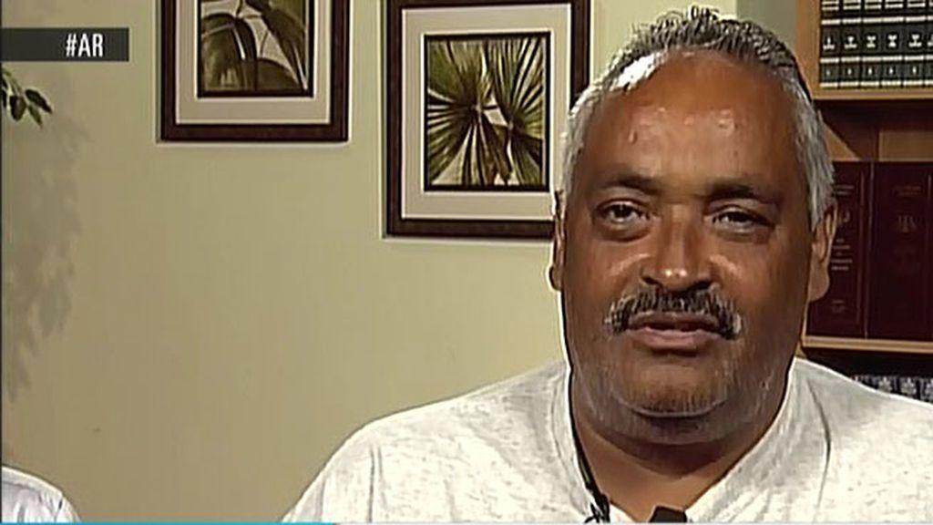 La entrevista íntegra a Félix, el padre de Gina, una de las secuestradas de Cleveland