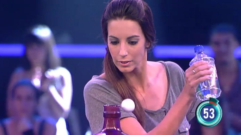 Almudena Cid, campeona del 'zarpazo'