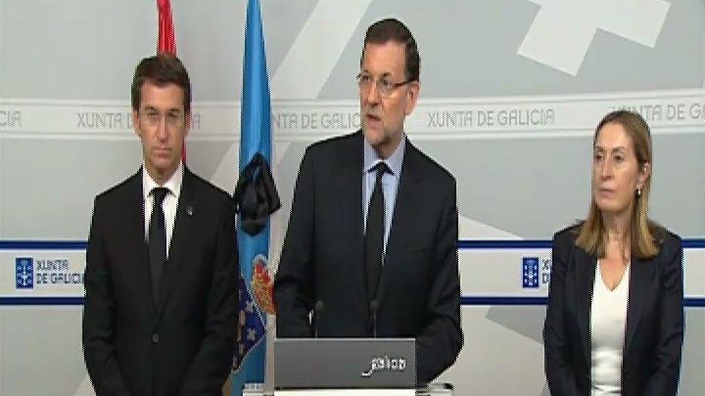 """Rajoy: """"Este es el día del Apostol más triste de mi vida"""""""