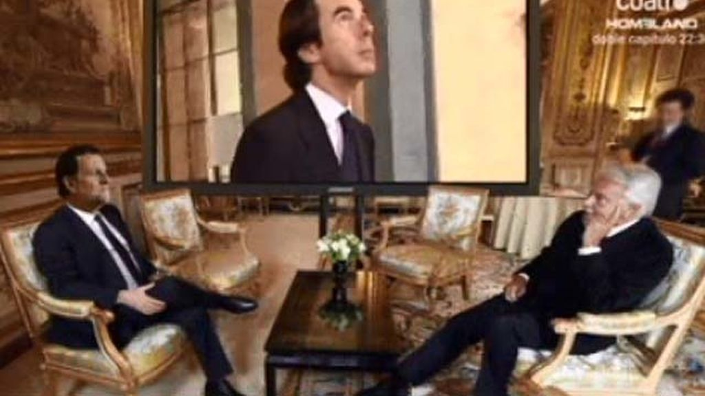 F. González y M. Rajoy, encuentro secreto