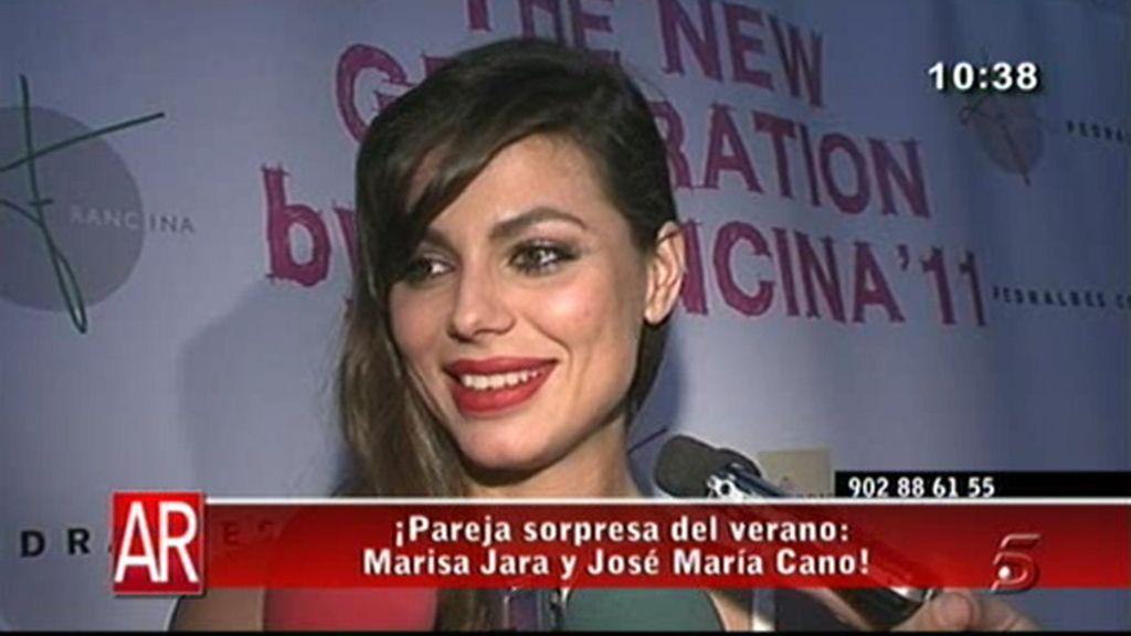 Marisa Jara Y Jm Cano Juntos