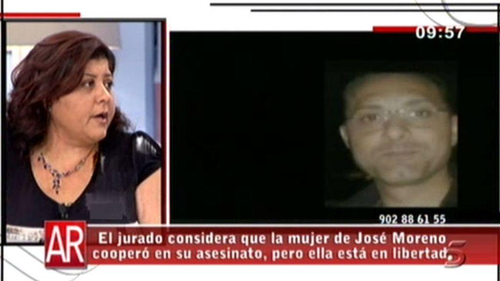 Colaboró en el asesinato de José