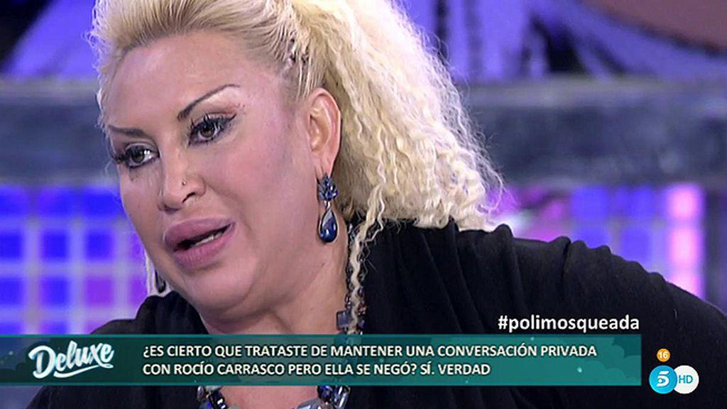 """Raquel Mosquera: """"Rocío Carrasco se fue de feria a los pocos meses de morir su padre"""""""