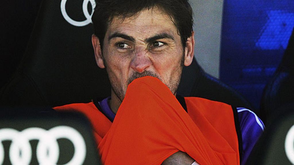 El Barcelona piensa en Iker Casillas