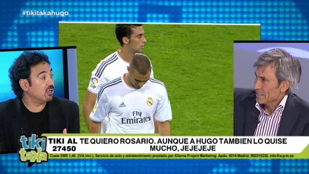 """Hugo Sánchez: """"Si Benzema no funciona habrá que buscar una segunda opción"""""""