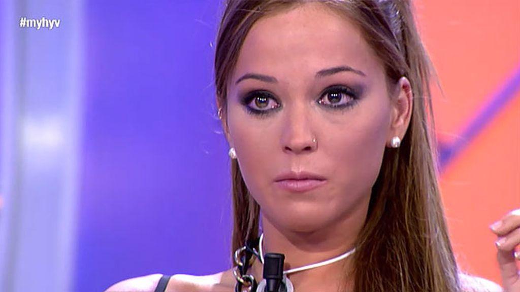 """Yanira: """"Me veo en casa y no soy yo"""""""