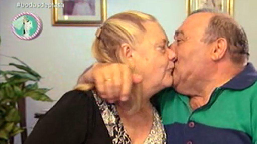 La historia de amor de los padres de Mª Carmen