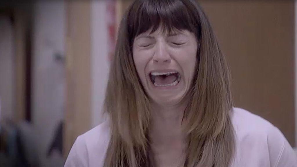 Ana descubre a Pablo con Teresa