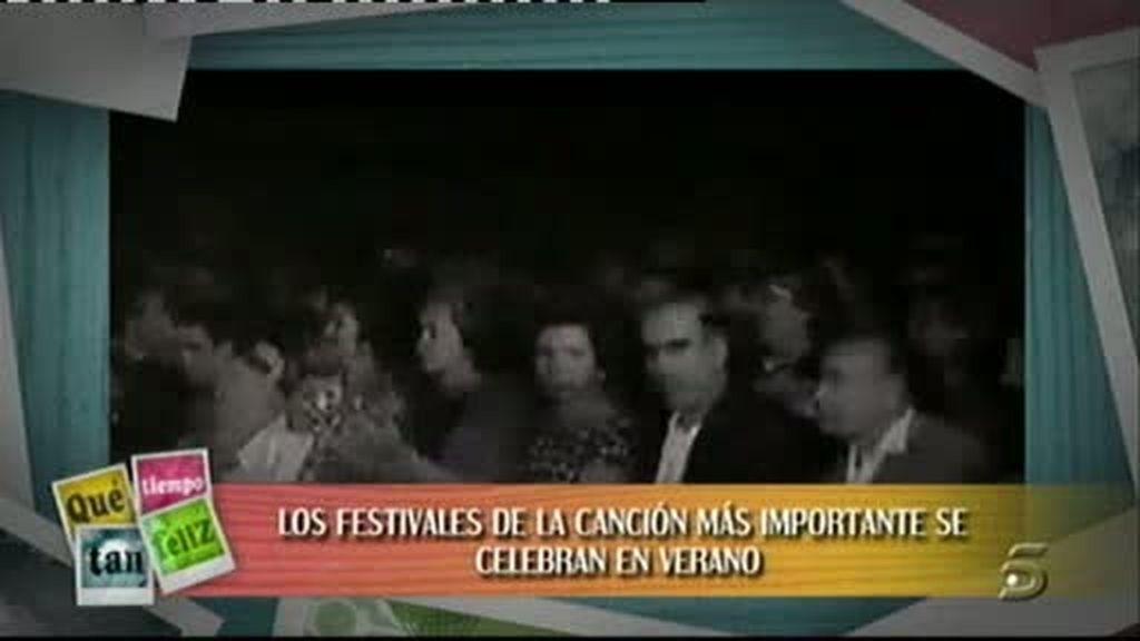 Festivales de la canción