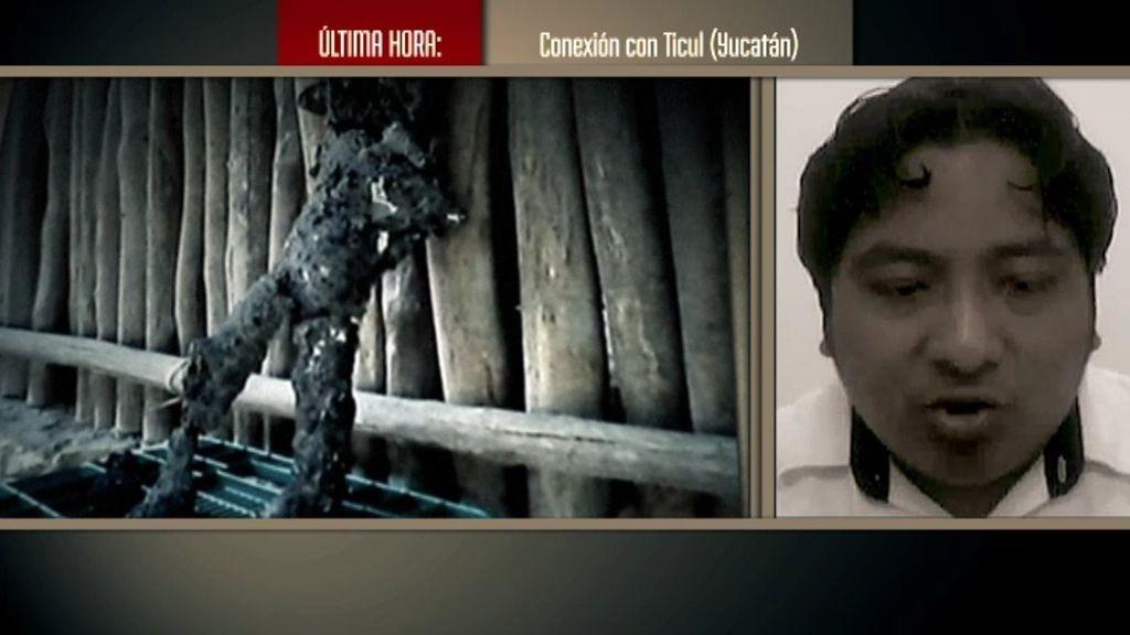 """""""Hay temor entre los habitantes de Yucatán"""""""