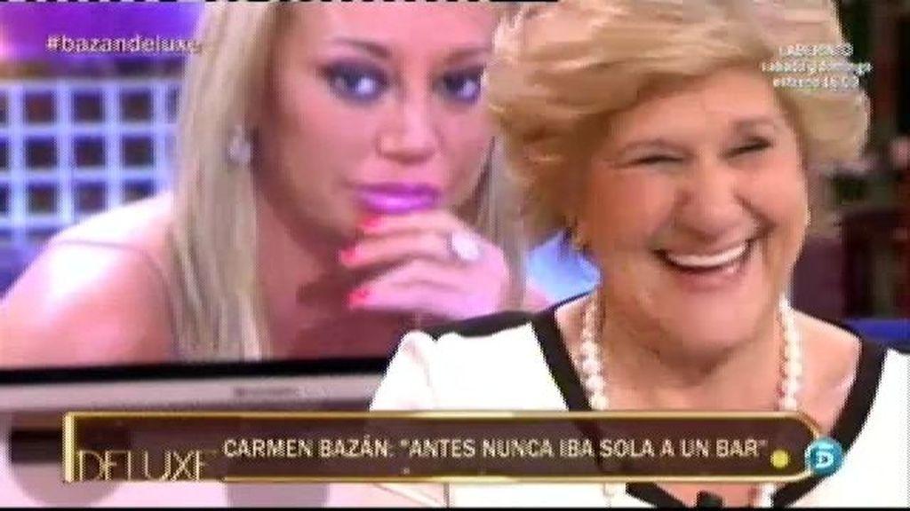 "Carmen Bazán: ""A veces he sentido un poco de vergüenza ajena al ver a Humberto"""