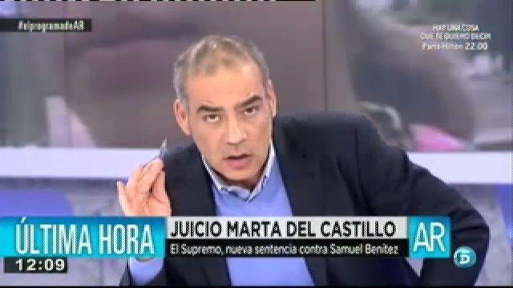 Según 'El Mundo', el Supremo habría pedido a la Audiencia de Sevilla que condenen a Carcaño por profanación de cadáver