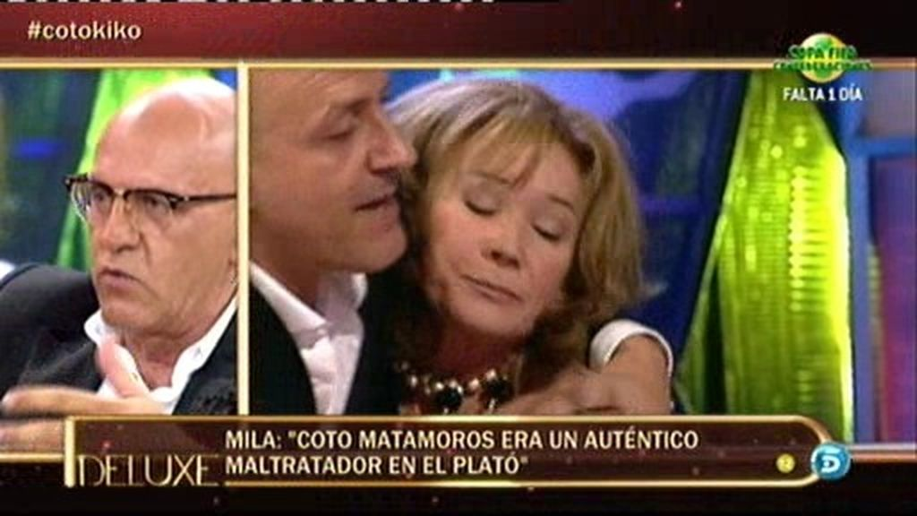 "Mila Ximénez: ""Coto Matamoros era un auténtico maltratador en el plató"""
