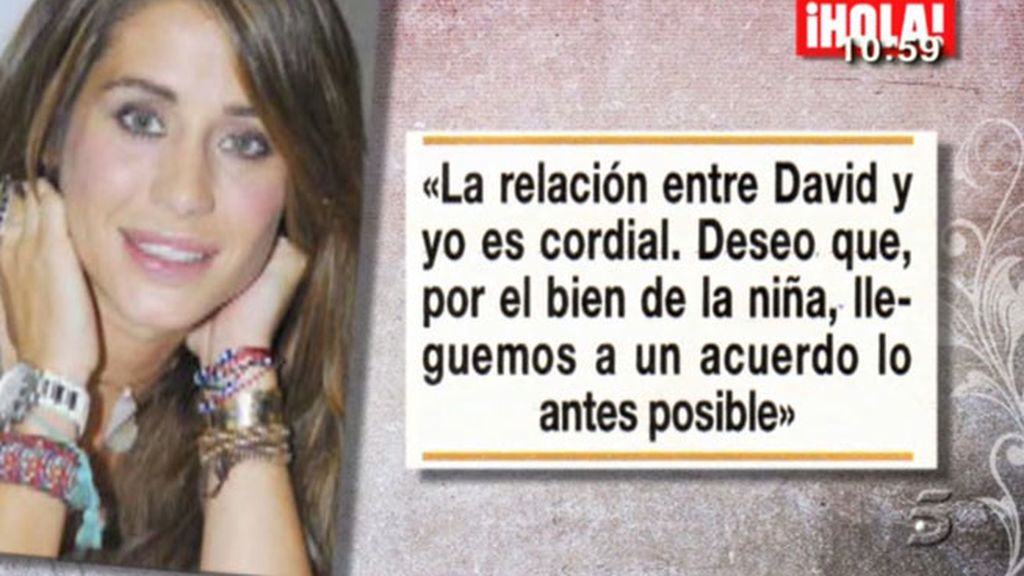 """Elena Tablada: """"Nunca he pedido nada para mí"""""""