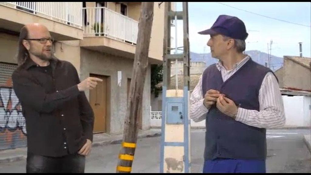 'La Vieja'l visillo' y 'Berengario, el tractorista', objetivos de Santiago Segura
