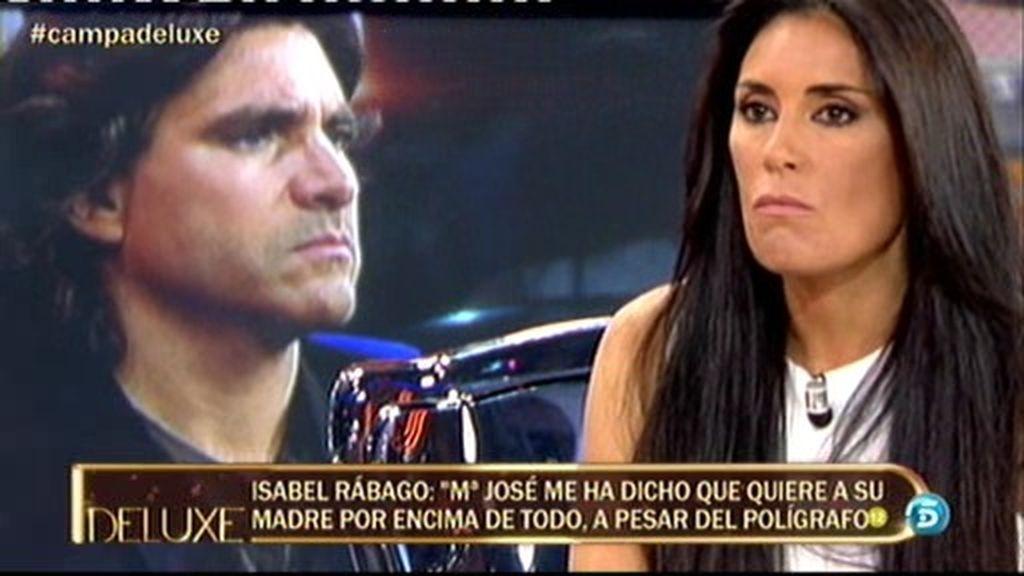 """Isabel Rábago: """"A Jesulín le molesta que se hable de su hija mayor y de él como padre"""""""