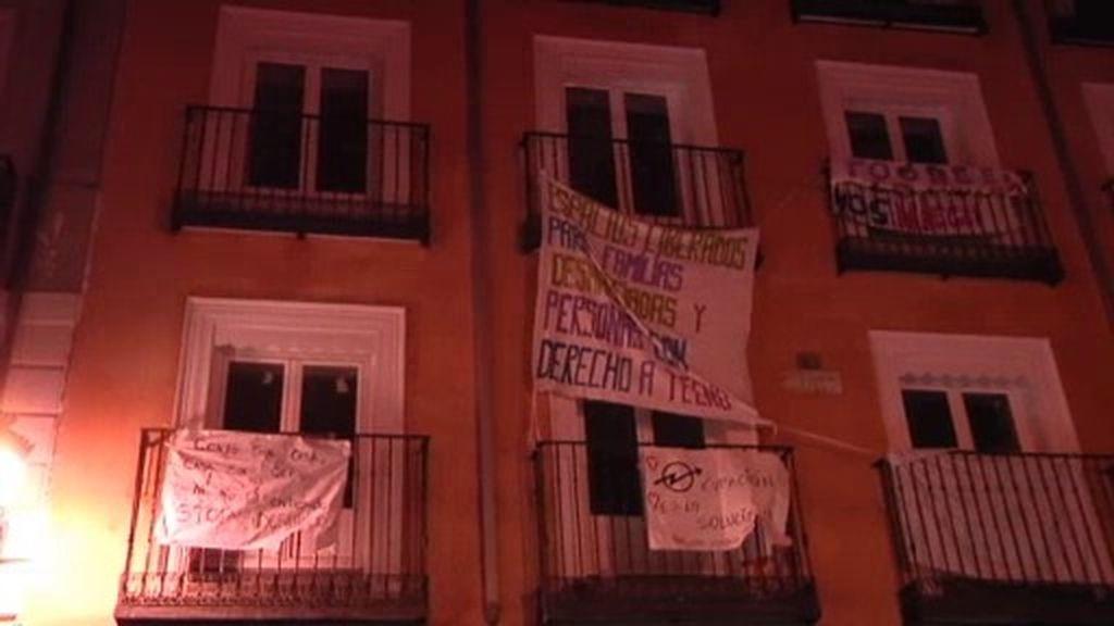 El 15M y la ocupación en Madrid