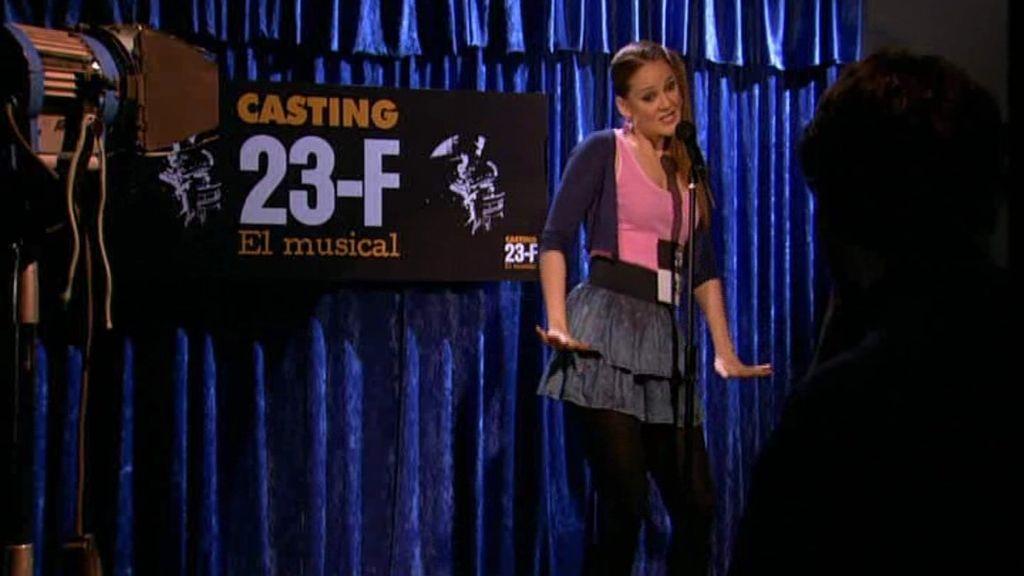 Lore, rechazada en los castings