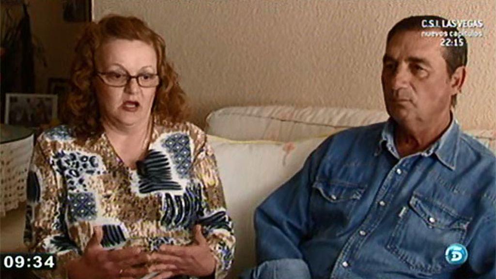 Consuelo y su familia han perdido la esperanza de encontrar empleo