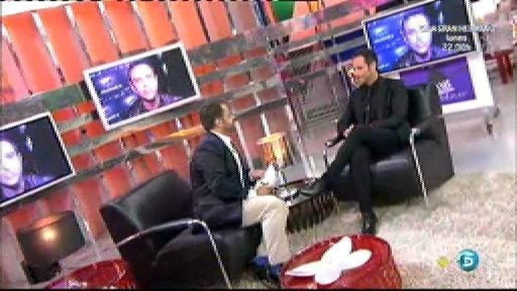 "Nacho Polo: ""Víctor está interpretando"""