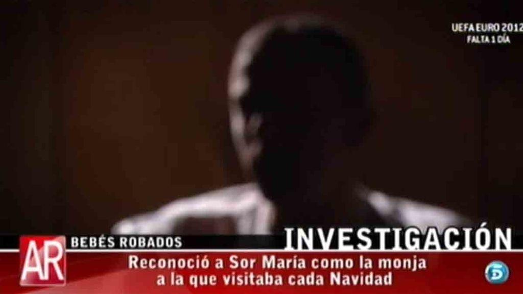 Un joven cree que pudo ser robado porque de niño visitaba a Sor María por Navidad