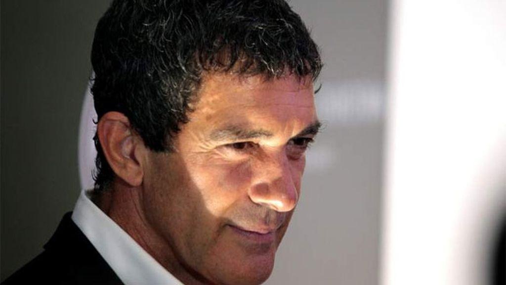 Antonio Banderas sufrió un tumor
