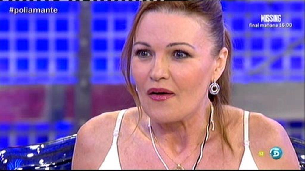 Raquel Moragues miente cuando dice que Amador no está enamorado de Rosa