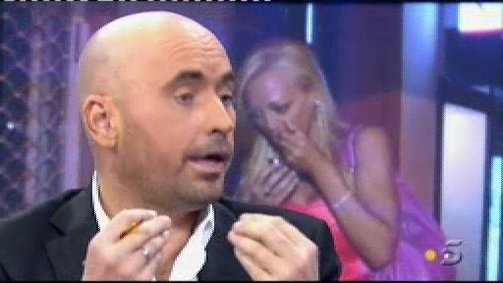 Diego Arrabal se calla cosas sobre Belén