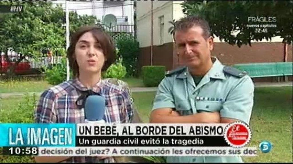 """Guillermo: """"La madre estaba fuera de sí"""""""