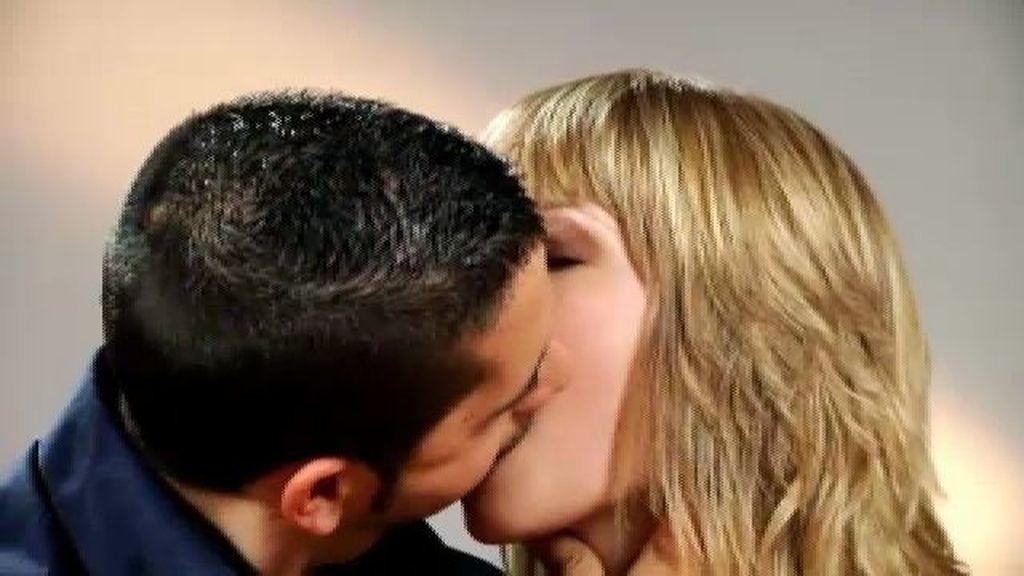 La importancia de los besos