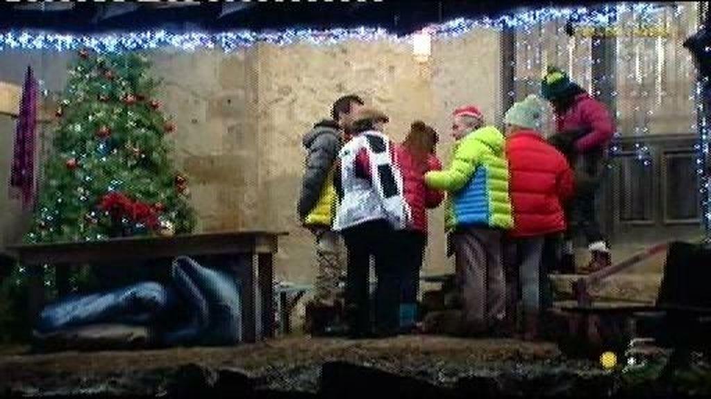 Ya es Navidad en 'Acorralados'