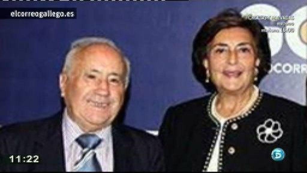 Los abuelos de Asunta eran muy conocidos y queridos en Santiago