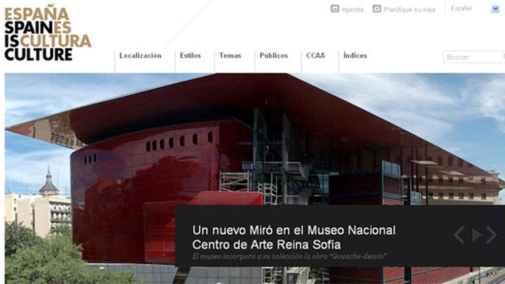 www.españaescultura.es