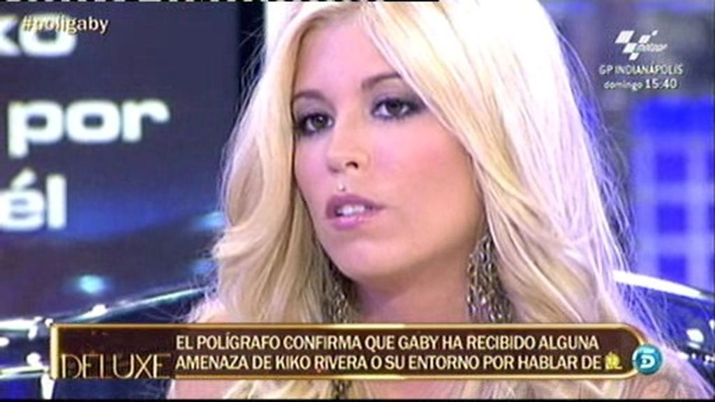 """Kiko Rivera le confesó a Gaby que Jessica Bueno era """"controladora y posesiva"""""""