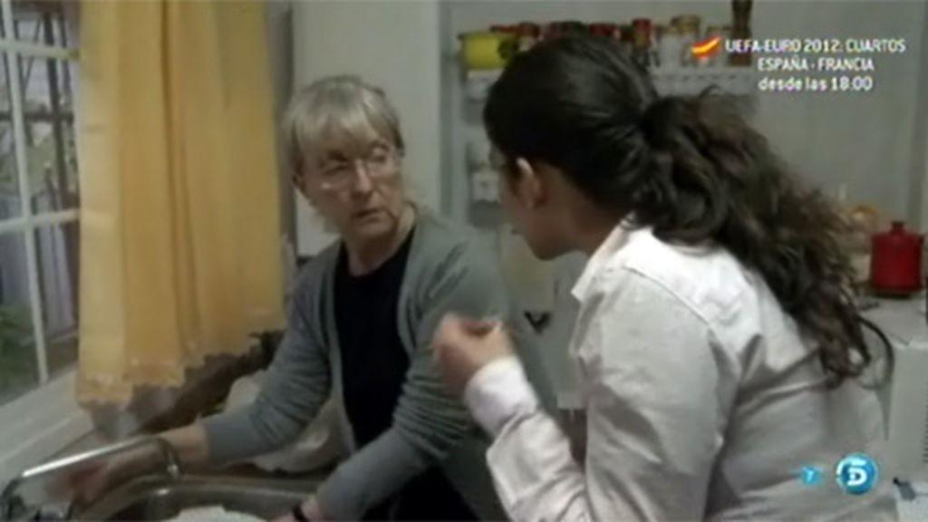 Su suegra cree que es ella la que se insinúa