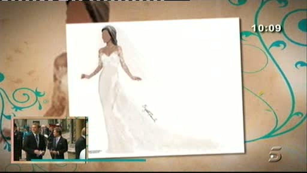 ¿Cómo será el vestido de Kate?